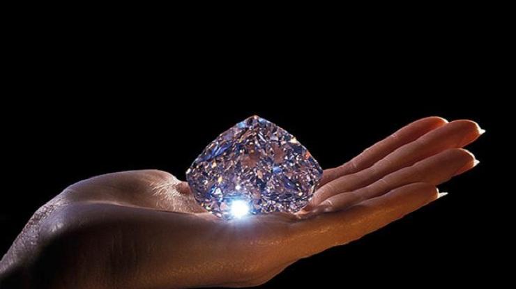 الماسی که شیشه شد