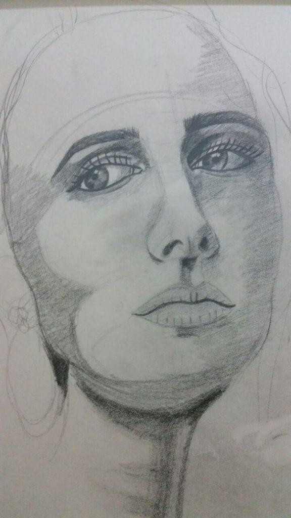 اولین طرح چهره